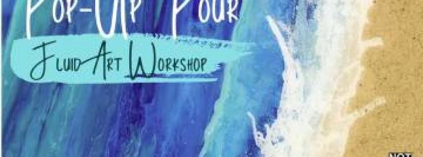 Pop-Up Pour - Fluid Art Workshop with Erin Fox