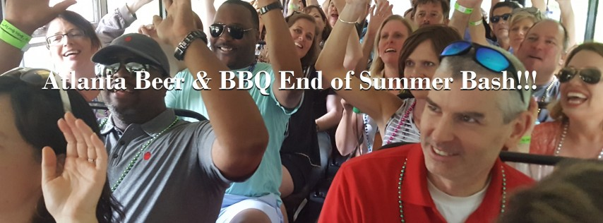 Atlanta Beer & BBQ End of Summer Bash