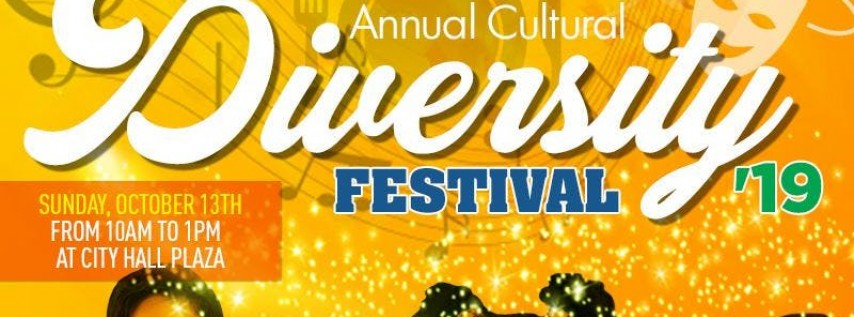 6th Annual Cultural Diversity Festival in Jersey City 2019