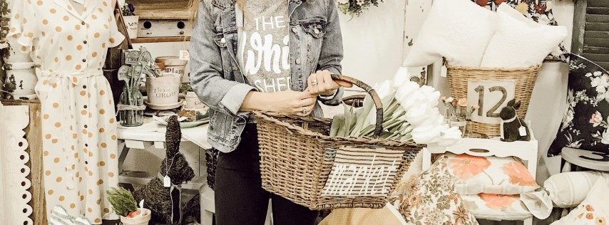 The Hive Vintage and Handmade Fall Market