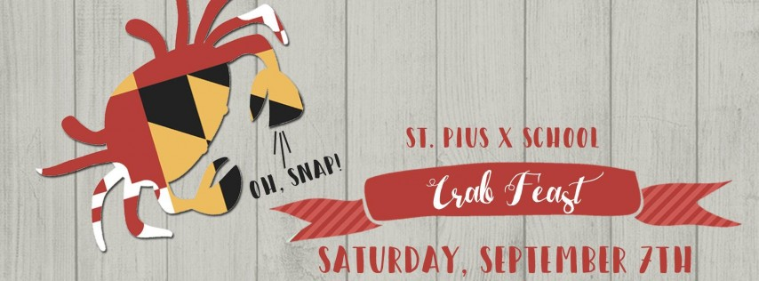 St. Pius X School Crab Feast