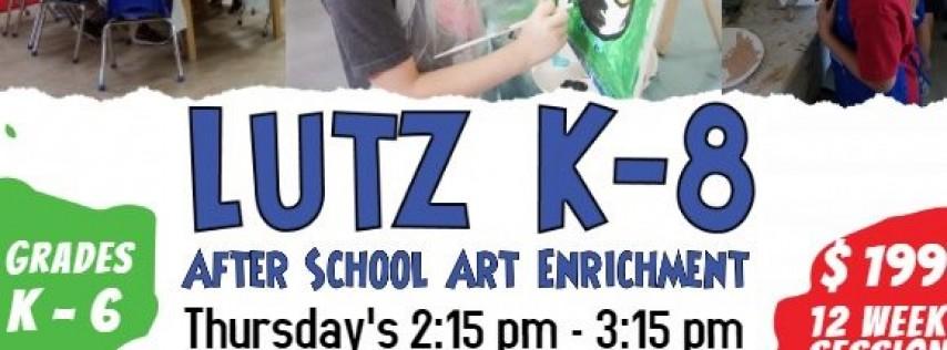 Lutz K-8 After School Art Enrichment