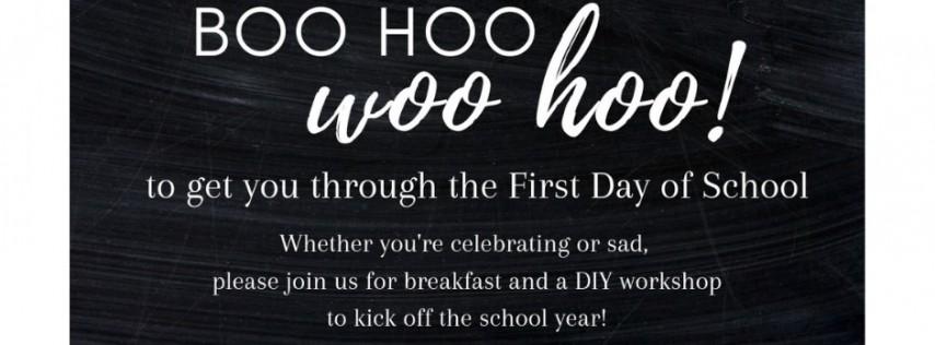 Boo Hoo Woo Hoo Breakfast!