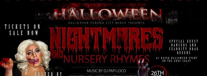 Halloween Panama City Beach Main Event