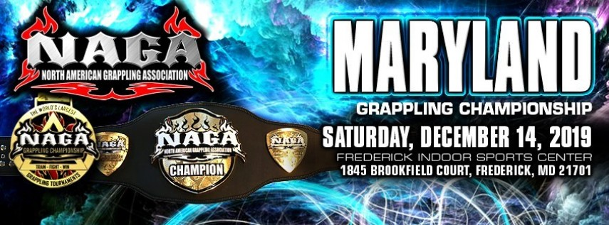 2019 NAGA Maryland Grappling Championship