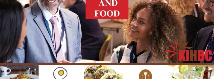 KIHBC: BOOZE & FOOD