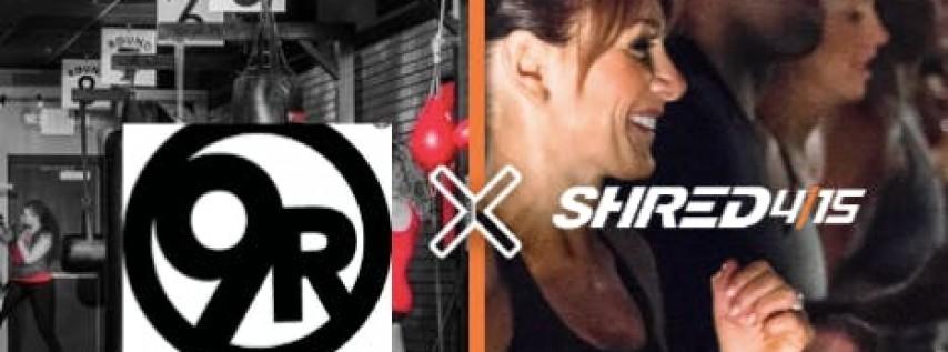 Punch & Shred Sweat Crawl