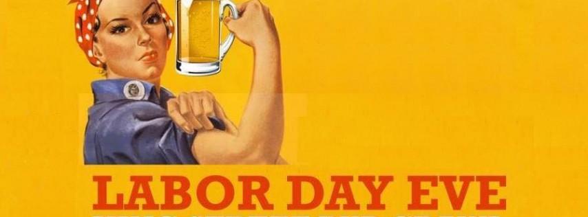 Labor Day Eve Pub Crawl