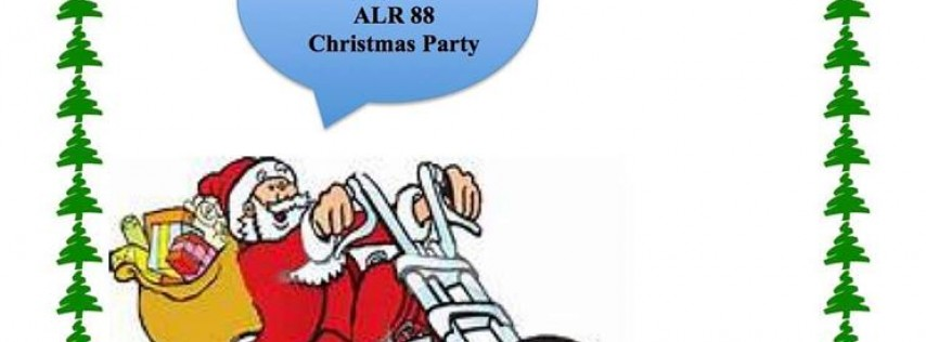 ALR 88 Christmas Party