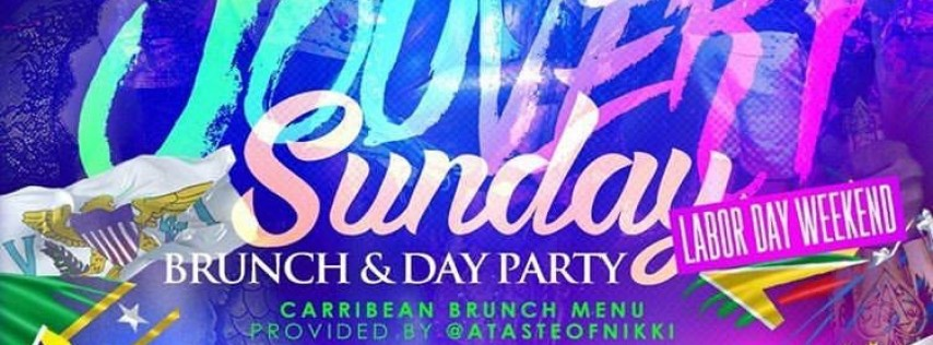 Jouvert Sunday Brunch & Day Party | LABOR DAY WEEKEND