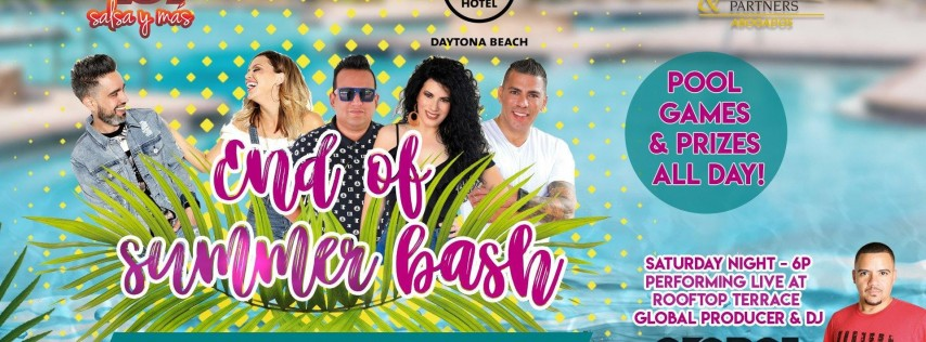 End of Summer Bash/Pool Party