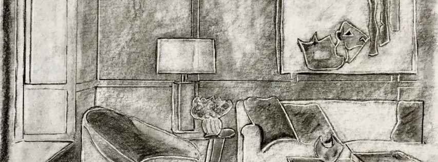 Beginning to Intermediate Drawing for Adults | Tuesdays in September