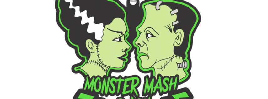 2019 Monster Mash Dash 1 Mile, 5K, 10K, 13.1, 26.2 - Jacksonville