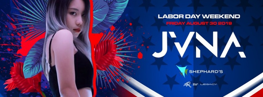JVNA at Shephard's Labor Day Kick Off Party