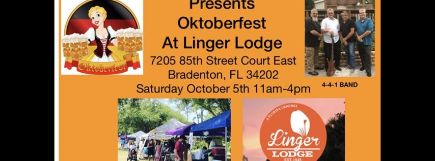 Oktoberfest at Linger Lodge