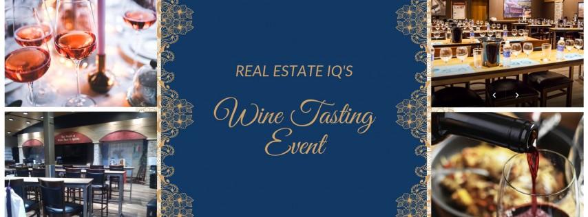 San Antonio - Real Estate IQ's Wine Tasting Event