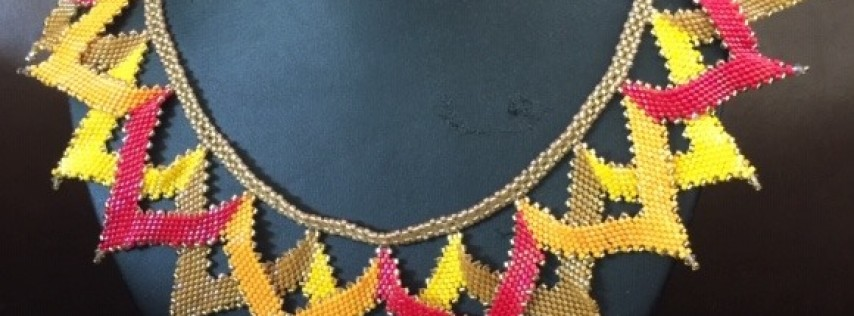 Indian Summer Necklace with Julia