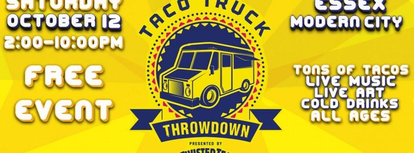Taco Truck THROWDOWN