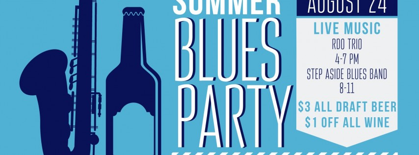 Summer Blues Party
