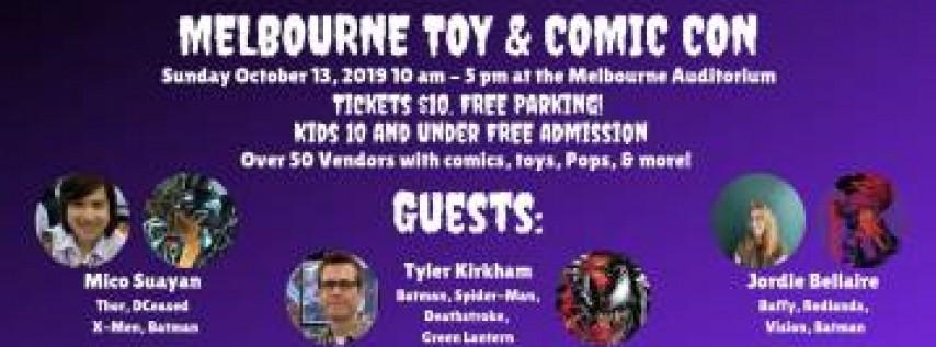 Melbourne Toy & Comic Con