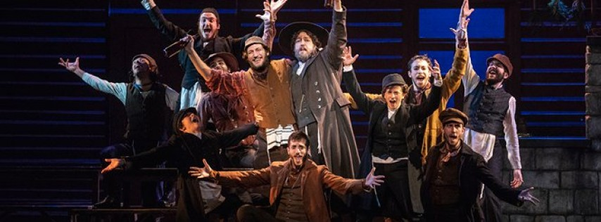 Fiddler on the Roof at The Straz Center