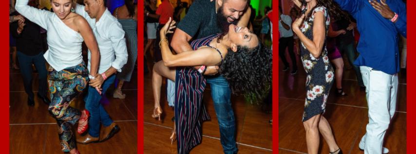 Evening of Latin Dance at the Renaissance 8/17