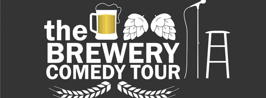 The Brewery Comedy TOUR at EIGHT FOOT