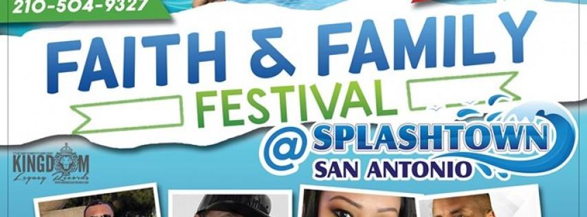 Splashtown Faith & Family Fest