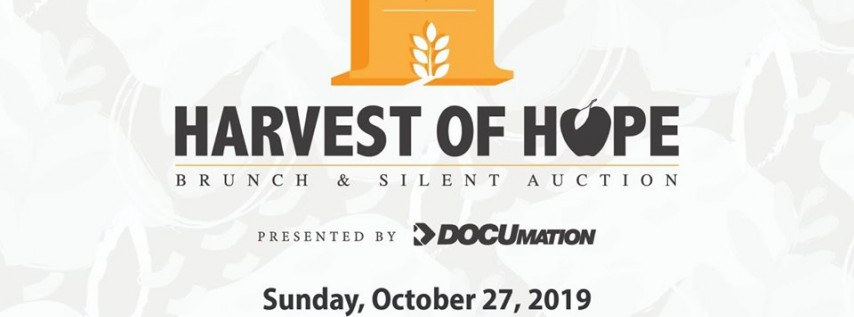 22nd Annual Harvest Of Hope Brunch & Silent Auction