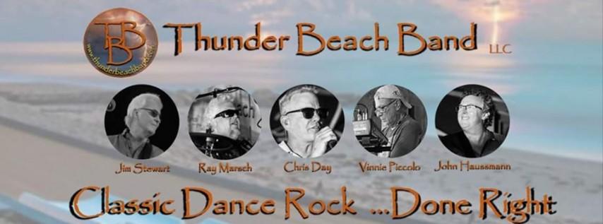 Thunder Beach Comes to Paradise Tiki Hut