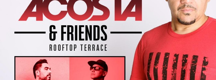 End of Summer Bash Presents George Acosta & Friends