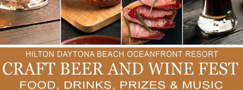 Craft Beer, Bourbon, Wine and Food Festival