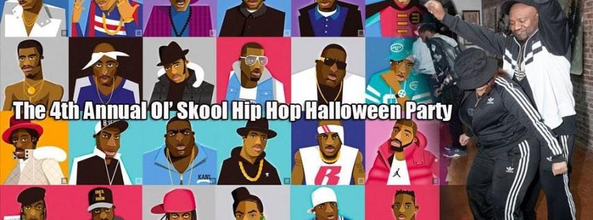 4th Annual Ol' Skool Hip-Hop Halloween Karaoke Party
