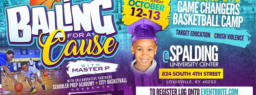 Balling For A Cause With Master P A Weekend With Game Changers Basketball Camp