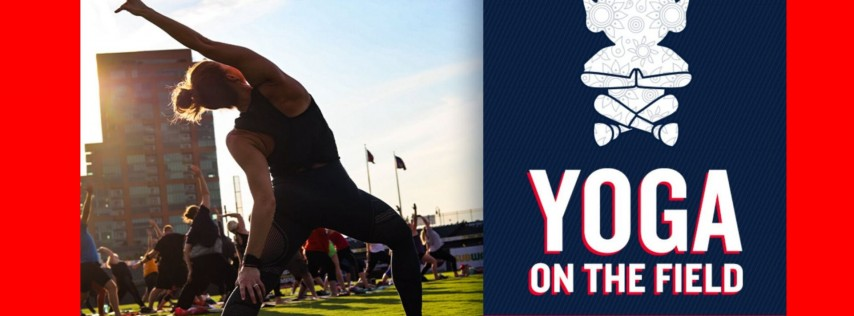 Yoga on the Field 2019