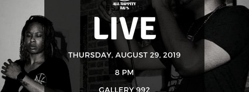 All Rappity Raps LIVE