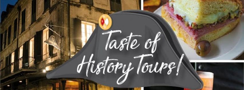 Taste of History Tours