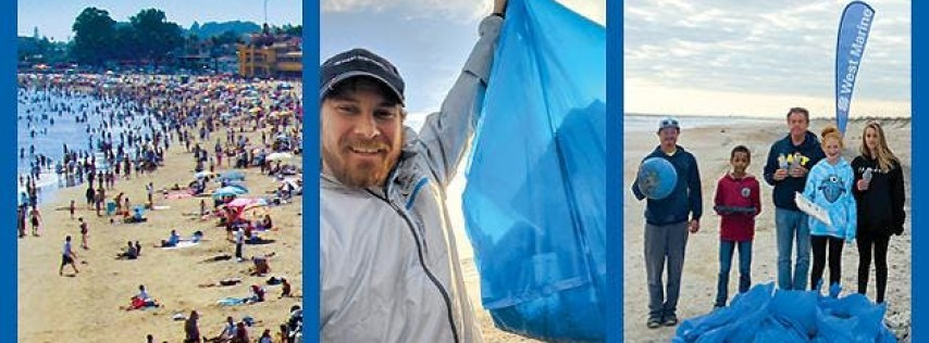 West Marine Jacksonville Presents Beach Cleanup Awareness Day!