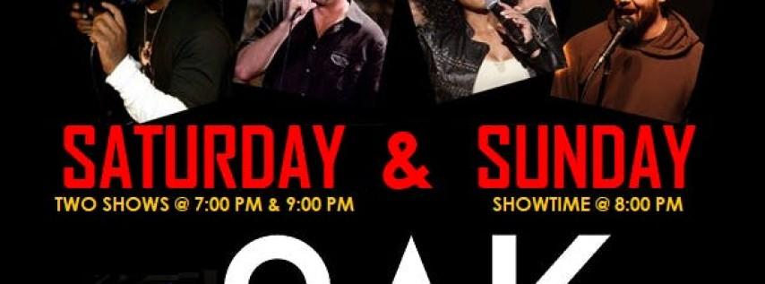 ATL Comedy Jam @ Oak Comedy Lounge