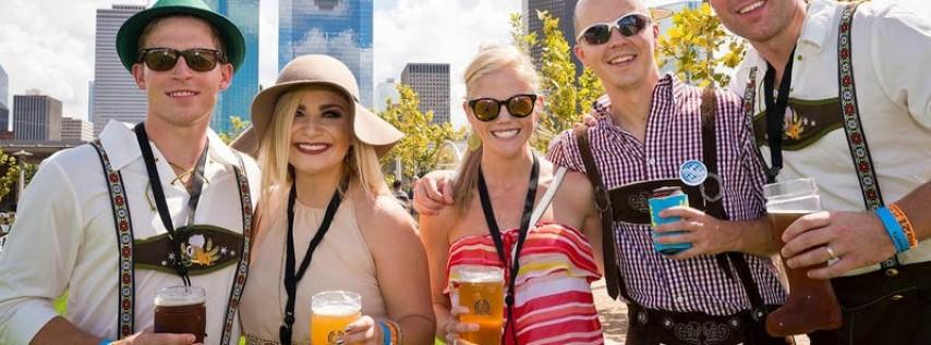 Oktoberfest Houston 2019