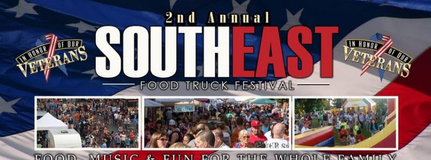 2nd Annual Veterans Day Weekend Food Truck Festival