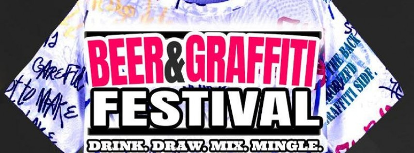 Beer & Graffiti Festival Houston