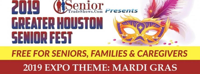 2019 Greater Houston Senior FEST-Theme Mardi Gras