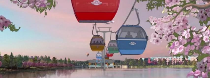 Disney Skyliner Opens