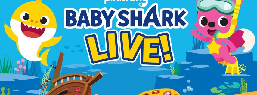 Baby Shark Live! Dr. Phillips Center For The Performing Arts