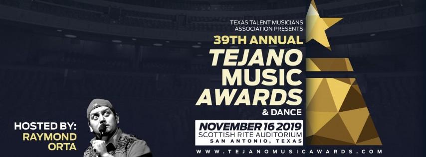 2019 annual Tejano Music Awards & Dance