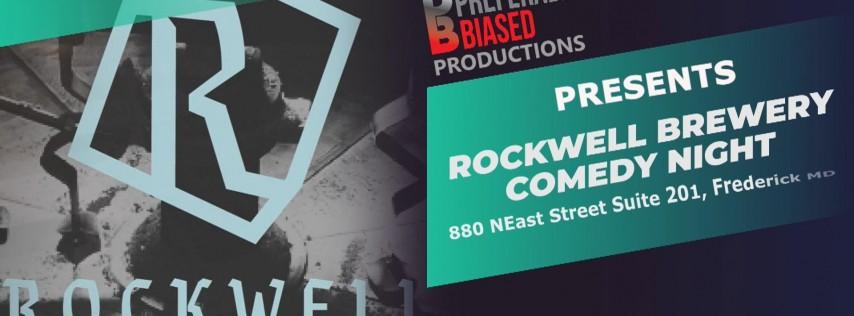 Rockwell Brewery Comedy Night