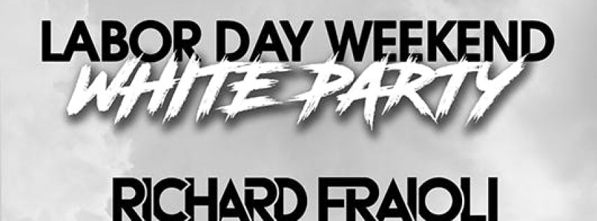Royale Saturdays: Labor Day Weekend White Party
