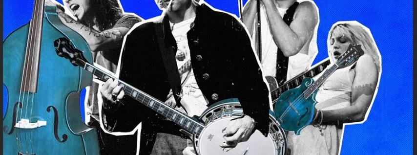 Grass Is Grunge: Bluegrass Covers the 90's by Between Bluffs