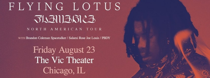 Flying Lotus (3D) at The Vic